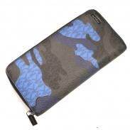 MICHAEL KORS(マイケルコース)の古着「ラウンドファスナー財布」