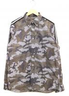 SOPHNET.(ソフネット)の古着「ショルダーラインボタンダウンシャツ」