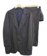 GIORGIO_ARMANI(ジョルジオ アルマーニ)の古着「セットアップ2Bスーツ」|ブラック