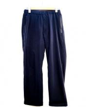 DESCENTE PAUSE(デサントポーズ)の古着「イージータックパンツ」|ネイビー