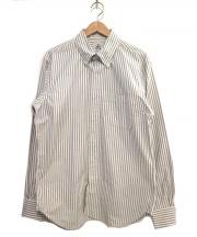 Black Fleece(ブラックフリース)の古着「ストライプBDシャツ」