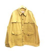 FILSON GARMENT(フィルソンガーメント)の古着「ティンクルーザージャケット」|ベージュ