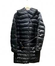 S Max Mara(エスマックスマーラ)の古着「ダウンコート」|ブラック