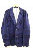 HYDROGEN(ハイドロゲン)の古着「カモ柄2Bテーラードジャケット」