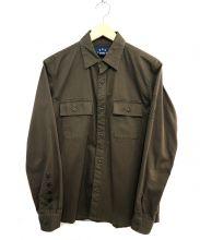EDIFICE×PARIS SAINT GERMAN×Hirofumi Kiyonaga(エディフィス パリ・サンジェルマン)の古着「別注コラボM-65ジャケット」