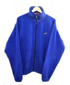 Patagonia(パタゴニア)の古着「90sフリースジャケット」|ブルー