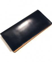 CYPRIS(キプリス)の古着「コードバン長財布」