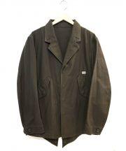 NEXUSVII(ネクサスセブン)の古着「比翼コットンジャケット」