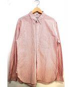 Engineered Garments(エンジニアードガーメンツ)の古着「ストライプシャツ」