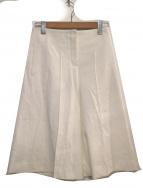 EPOCA(エポカ)の古着「ドライオックスフレアパンツ」