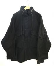 BEAMS(ビームス)の古着「ショートM-65ジャケット」|ブラック