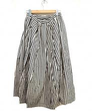 BLACK COMME des GARCONS(ブラックコムデギャルソン)の古着「ストライプスカート」