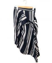 Vivienne Westwood(ヴィヴィアンウエストウッド)の古着「ストライプデザインスカート」