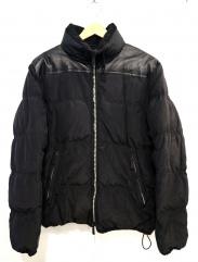 DIESEL(ディーゼル)の古着「切替中綿ジャケット」