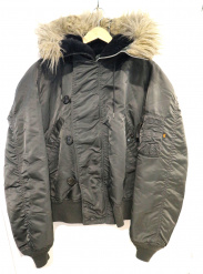 ALPHA(アルファ)の古着「N-2Bジャケット」