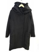 allureville(アルアバイル)の古着「ウールビーバービックフードコート」