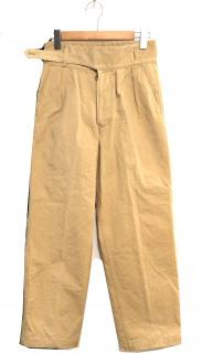 SINME(シンメ)の古着「グルカパンツ」