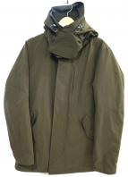 nano&co(ナノアンドコー)の古着「フーデッドコート」