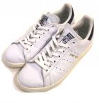 adidas originals(アディダスオリジナル)の古着「ローカットスニーカー」|ホワイト×ネイビー