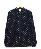 WTAPS(ダブルタップス)の古着「コーデュロイシャツ」