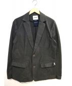 FACTOTUM(ファクトタム)の古着「ストレッチチノ2Bジャケット」