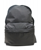 Herve Chapelier(エルベシャプリエ)の古着「ナイロンデイパック」|ブラック
