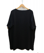 Traditional Weatherwear(トラディショナル ウェザーウェア)の古着「BIG MARINE H/S TUNIC」|ブラック