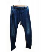 G-STAR RAW(ジースターロゥ)の古着「イージーデニムパンツ」|インディゴ