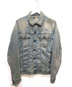 DIESEL(ディーゼル)の古着「デニムジャケット」