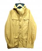 SIERRA DESIGNS(シェラデザイン)の古着「60/40クロスマウンテンパーカー」 ベージュ