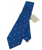 BVLGARI(ブルガリ)の古着「ネクタイ」|ブルー