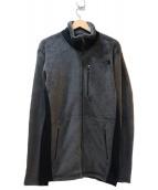 THENORTHFACE(ザ・ノースフェイス)の古着「フリースジャケット」|グレー
