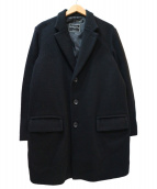 International Gallery BEAMS(ビームス)の古着「チェスターコート」|ブラック
