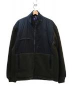 THE NORTH FACE PURPLELABEL(ザノースフェイス パープルレーベル)の古着「フリースジャケット」|ブラック