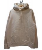 Supreme(シュプリーム)の古着「フードロゴプルオーバーパーカー」|アイボリー