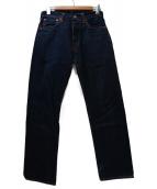 EVISU(エビス)の古着「デニムパンツ」|ブルー