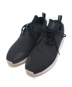 adidas originals(アディダスオリジナルス)の古着「ローカットスニーカー」|ブラック×ホワイト