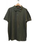 ETRO(エトロ)の古着「ポロシャツ」|グリーン