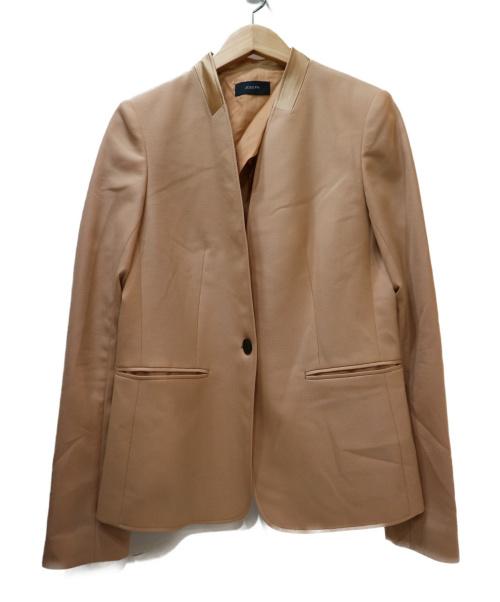 JOSEPH(ジョセフ)JOSEPH (ジョゼフ) ジャージーセットアップ ピンク サイズ:ジャケット36、パンツ38の古着・服飾アイテム