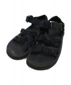 TEVA(テバ)の古着「スポーツサンダル」|ブラック
