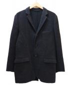 NEIL BARRETT(ニールバレット)の古着「ウールテーラードジャケット」 グレー