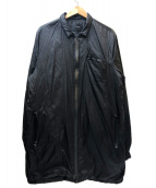 STAMPD(スタンプド)の古着「スタンドカラー中綿コート」|ブラック