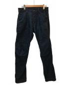 G-STAR RAW(ジースターロウ)の古着「デニムパンツ」|ブルー