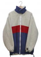 HELLY HANSEN(ヘリーハンセン)の古着「ビッグリバーシブルジャケット」|アイボリー×ネイビー