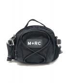 M+RC NOIR(マルシェノア)の古着「ショルダーバッグ」 ブラック