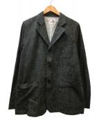 GANGSTERVILLE(ギャングスタビル)の古着「3ピーススーツ」 グレー