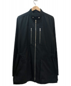 A.P.C.(アーベーセ)の古着「ジップアップジャケット」 ブラック