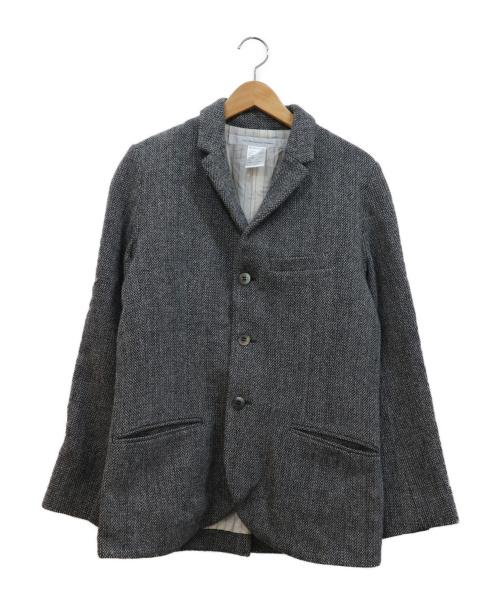 EEL(イール)EEL (イール) bell boy jacket  グレー サイズ:M 秋物の古着・服飾アイテム