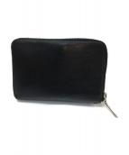 YOHJI YAMAMOYO(ヨウジ ヤマモト)の古着「財布」|ブラック
