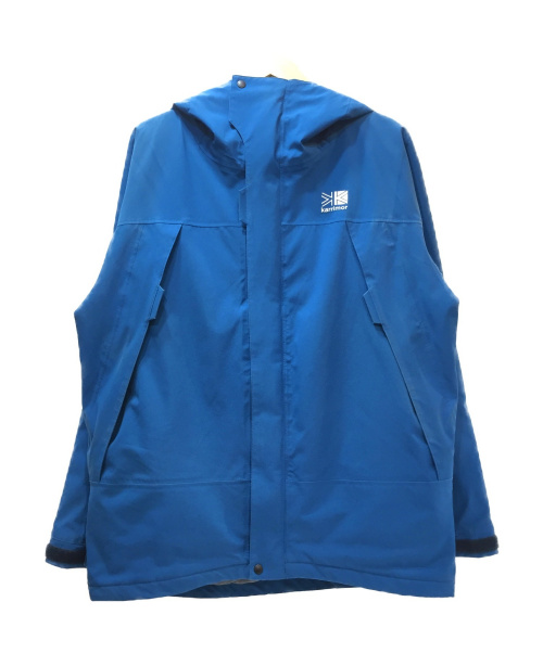 Karrimor(カリマー)Karrimor (カリマー) マウンテンパーカー ブルー サイズ:M 1112M-181 GLENCOE INSULATION JKTの古着・服飾アイテム